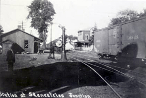 Skaneateles Junction Station.