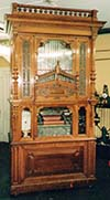 Welte Style 1 Cottage Orchestrion built in 1901.