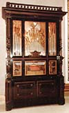 Welte Style 4 Cottage Orchestrion with ebonized case.