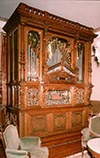 Welte Style 6 Concert Orchestrion originally installed in Nidd Hall.