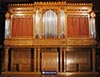 Welte pipe organ built in 1914.