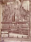 Large Welte orchestrion built in 1857.