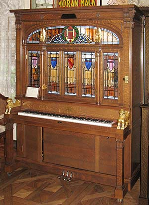 Cremona Style J Orchestrion.