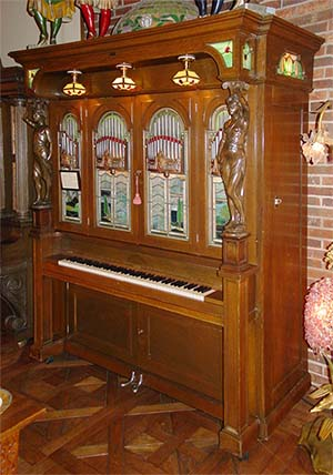 Seeburg Style H Orchestrion.