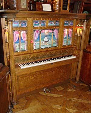 Seeburg Style J Orchestrion.