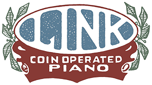 Link Piano Company decorative logo.